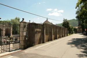 Cimitero di Agnona - (Vc)