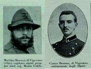 Martino e Carlo Besozzi