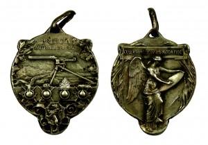 medaglia mitraglieri Fiat