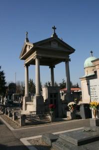 Entrata del Tempietto dei Caduti