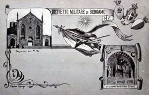 distretto militare di Bergamo