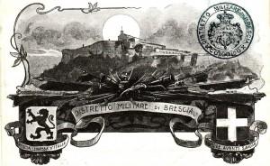distretto militare di Brescia
