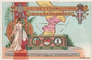 distretto militare di Catanzaro