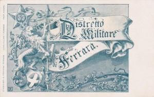 distretto militare di Ferrara