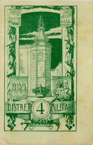 distretto militare di Foggia