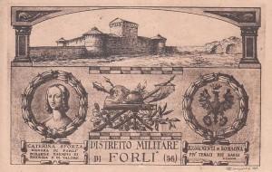 distretto militare di Forlì