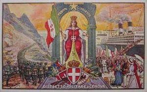 distretto militare di Genova