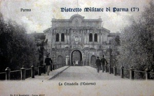 distretto militare di Parma