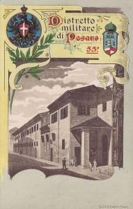 distretto militare di Pesaro