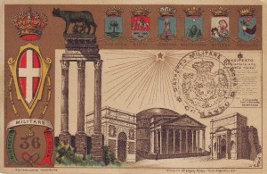 distretto militare di Roma