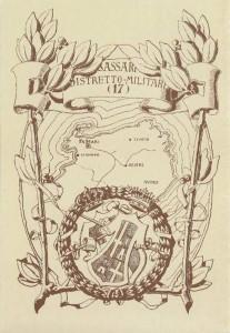 distretto militare di Sassari