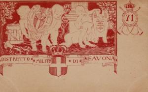 distretto militare di Savona
