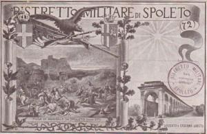 distretto militare di Spoleto