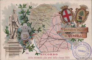 distretto militare di Vercelli