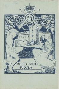 distretto militare n° 54 di Pavia