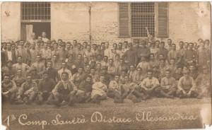 1ª Compagnia di Sanità Ospedale Militare di Alessandria