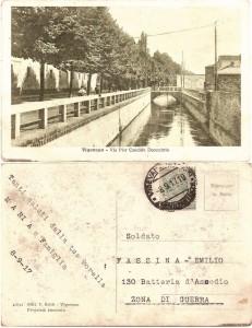 8 settembre 1917 - soldato Fassina Emilio