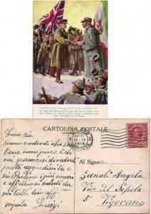 La lega Italo - Britannica