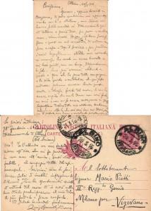 Sottotenente Mario Piotti - 20 marzo 1916