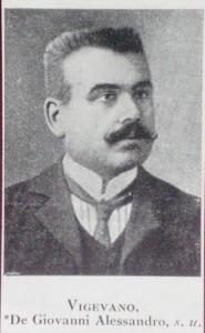 Onorevole  Alessandro De Giovanni