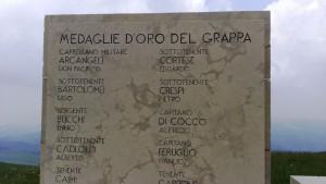 Medaglie d'oro - Cappellano Don Arcangeli