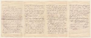Lettera del 31 luglio 1917