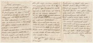 Lettera del 7 agosto 1917