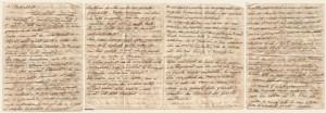 Lettera del 17 agosto 1917