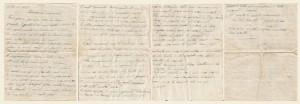 Lettera del 23 agosto 1917