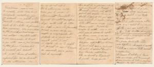 Lettera del 16 settembre 1917