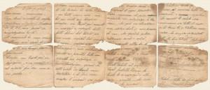 Lettera del 19 settembre 1917