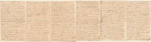 Lettera del 26 settembre 1917