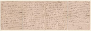 Lettera del 6 ottobre 1917