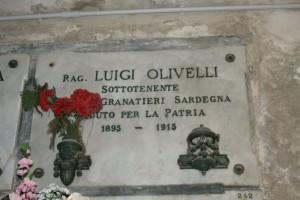 Tomba Luigi Olivelli