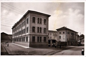 scuole vidari casa del balilla