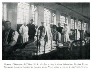 Ospedale Marzotto reparto chirurgico