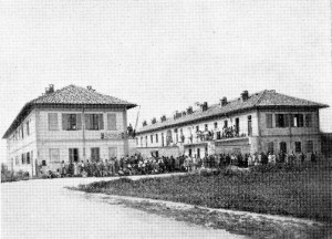 ospedale n° 2 case popolari