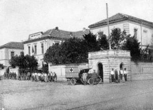 ospedale n° 3 Cortellona