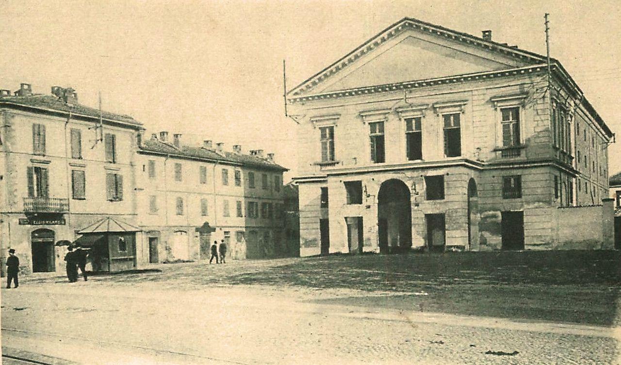 Teatro Vittorio Emanuele II° di Mortara