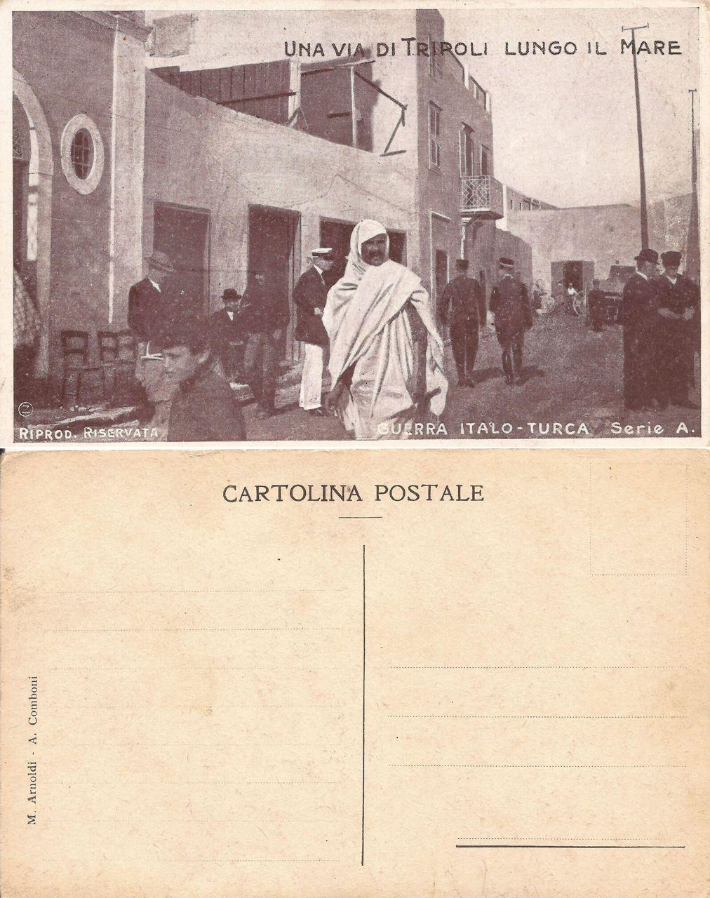 Guerra Italo - Turca - 03