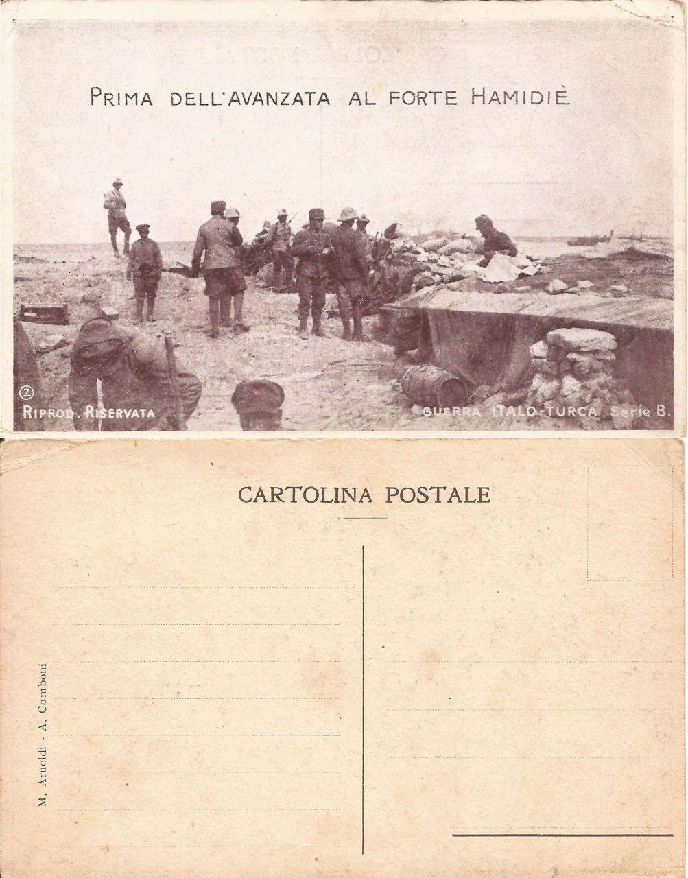 Guerra Italo - Turca - 04