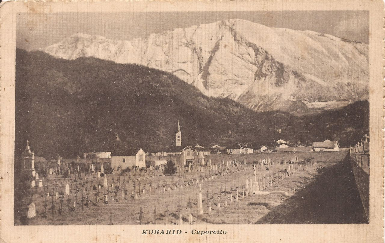 Kobarid - Caporetto Cimitero Militare