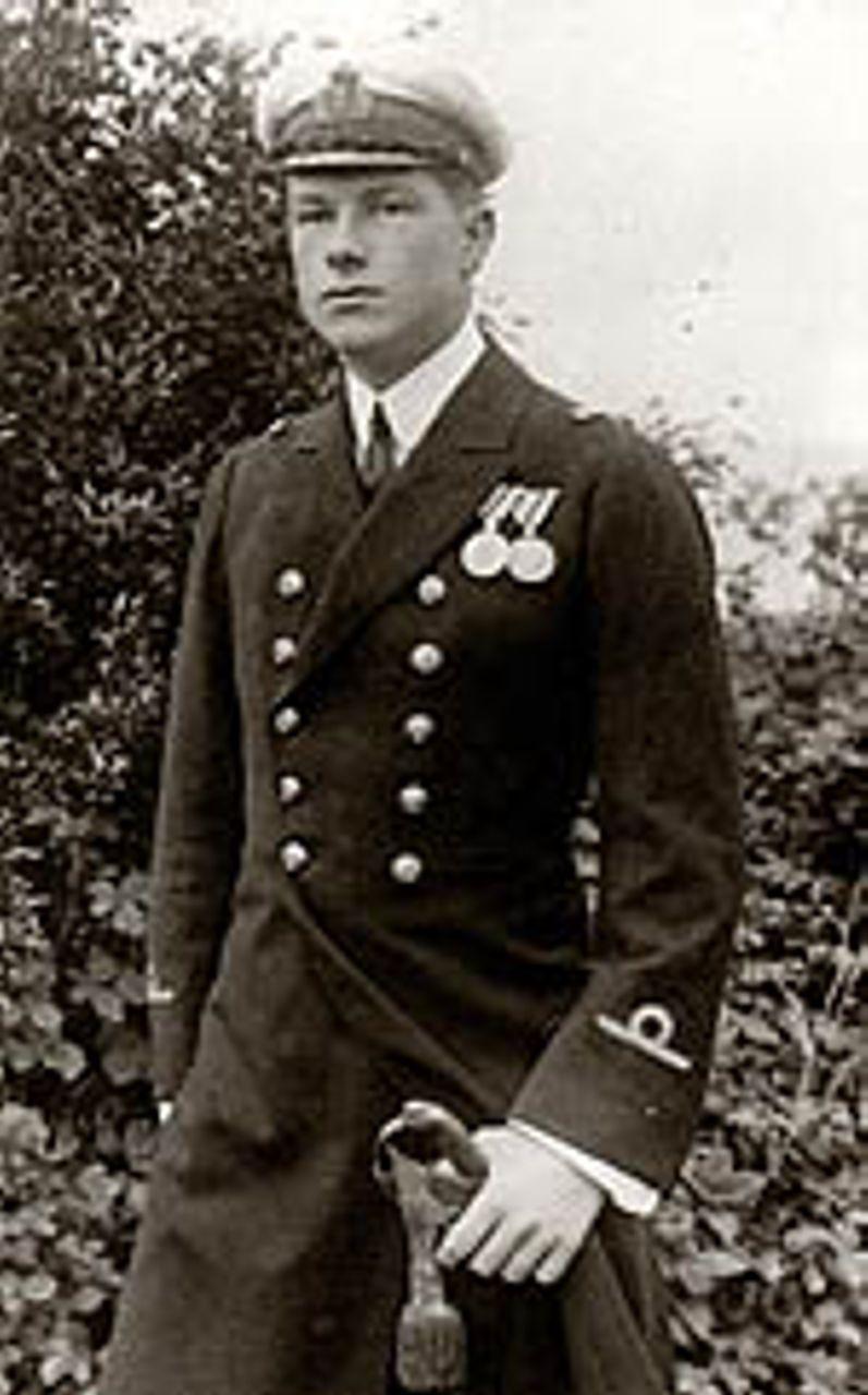 Sottotenente di Fregata Johan Fritsch Ritter Von Cronenwald