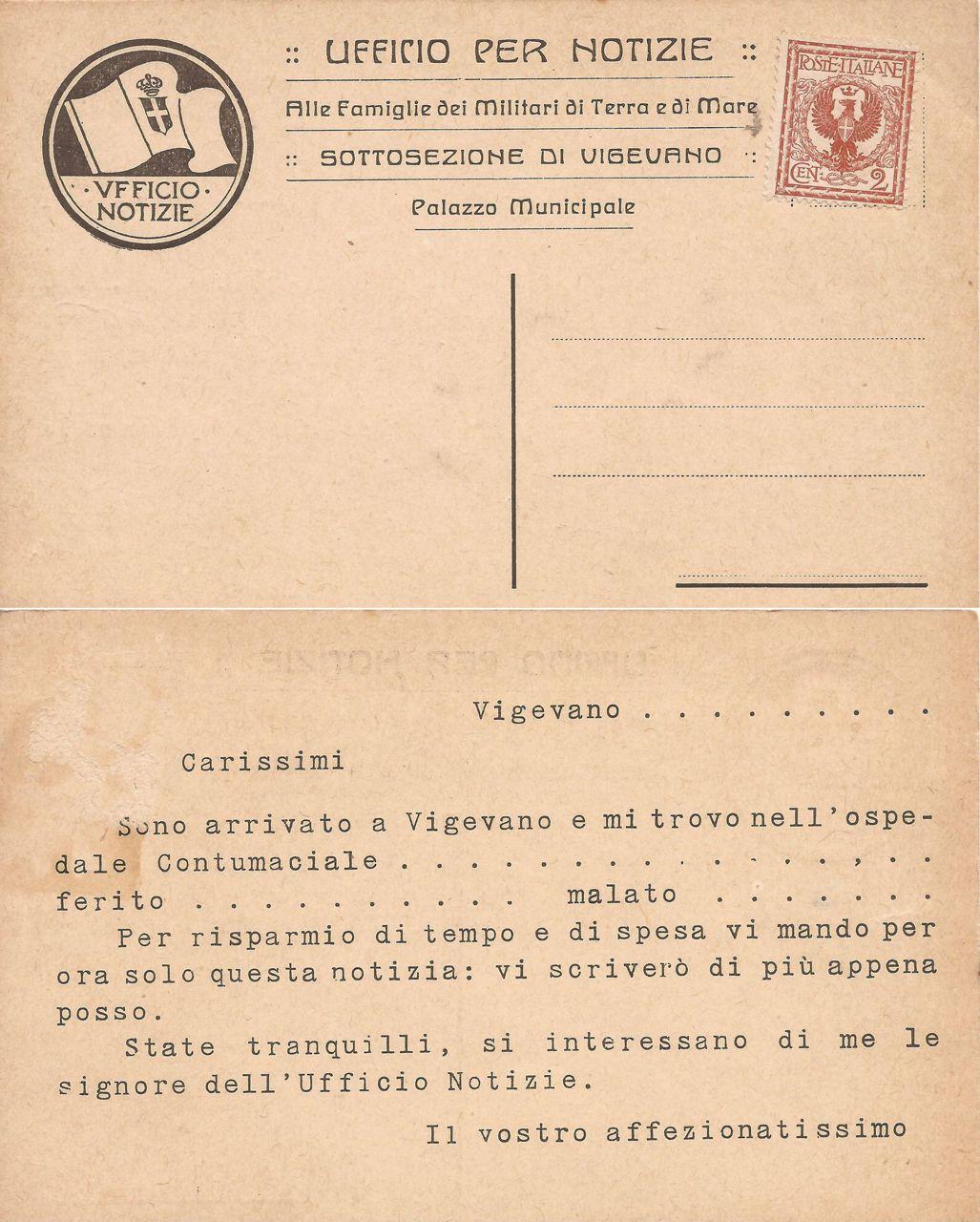 Ufficio Notizie Vigevano