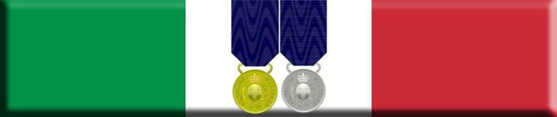 medaglia-oro-e-argento-al-valore-militare