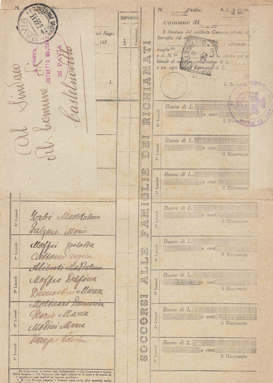 Circolare n. 1568 del 29 giugno 1922 b