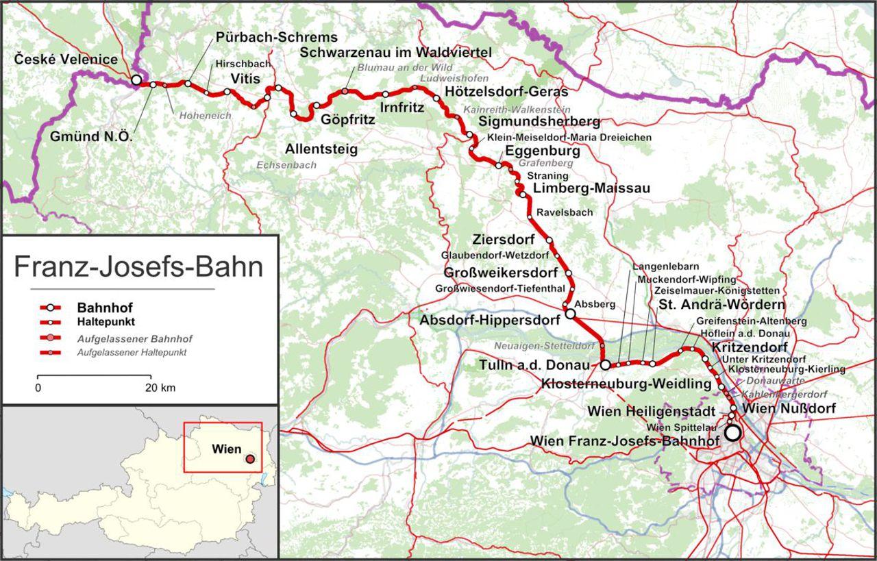 Franz Josef Bahn