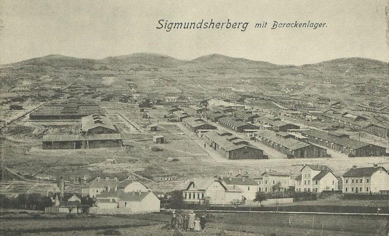 campo di concentramento di Sigmundsherberg