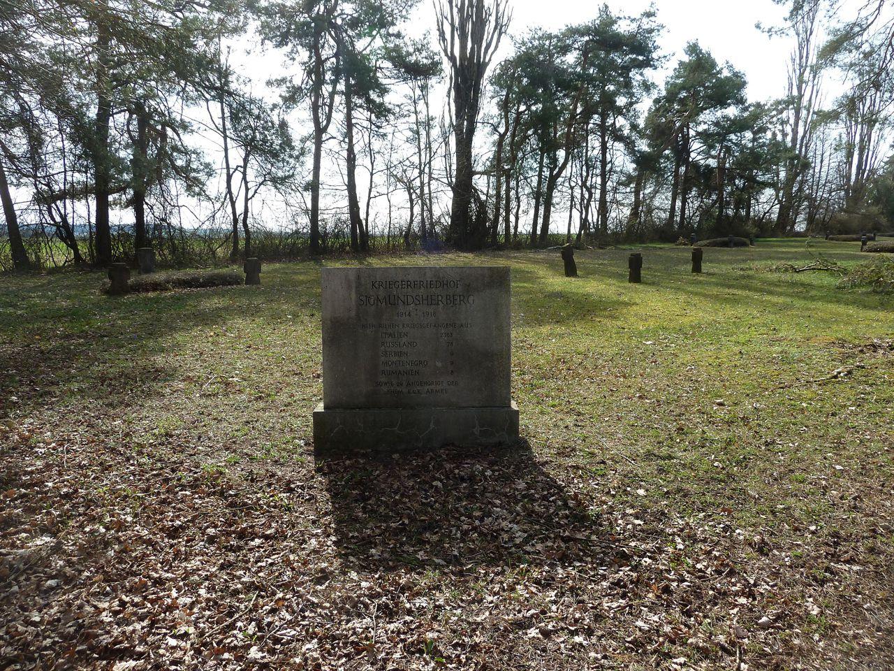 lapide posta nel cimitero