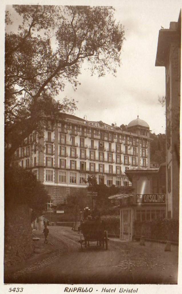 Hotel Bristol di Rapallo
